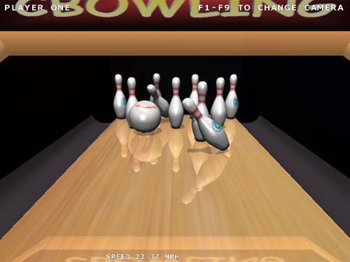 Video Bowling